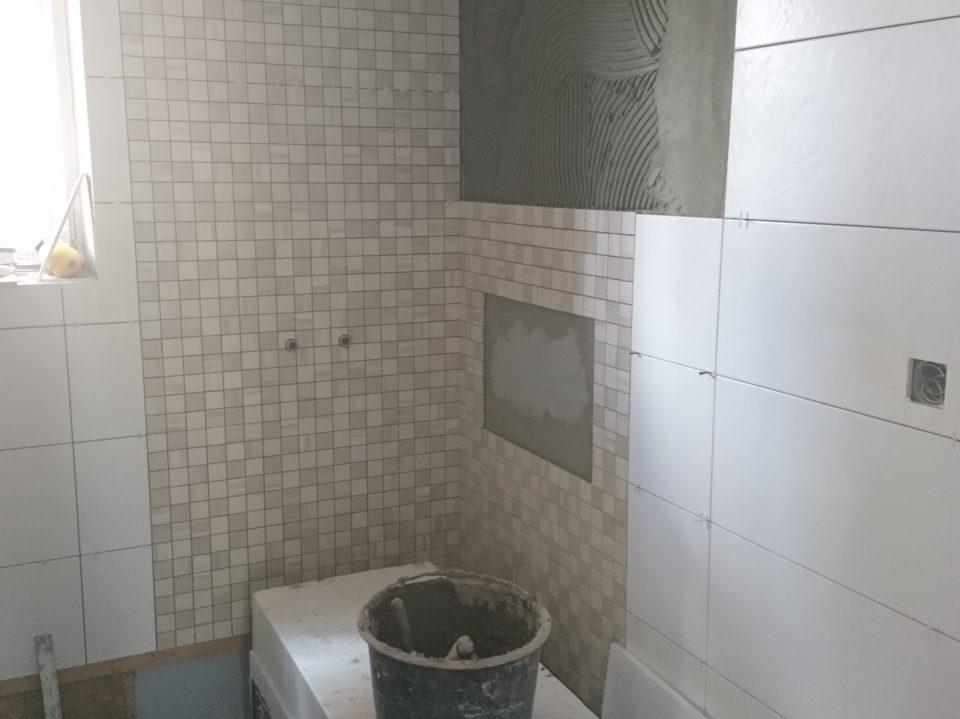 Koupelna RD Kyje 2018