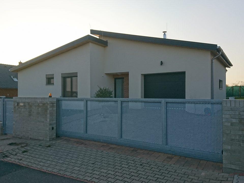 Novostavba RD v Č.Brodě  2016