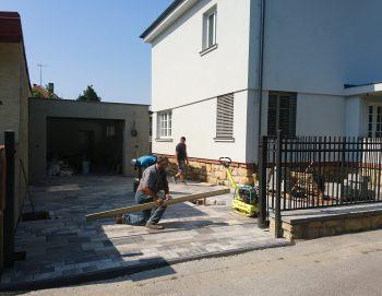 Komunikace k Rd v Č.Brodě 2017