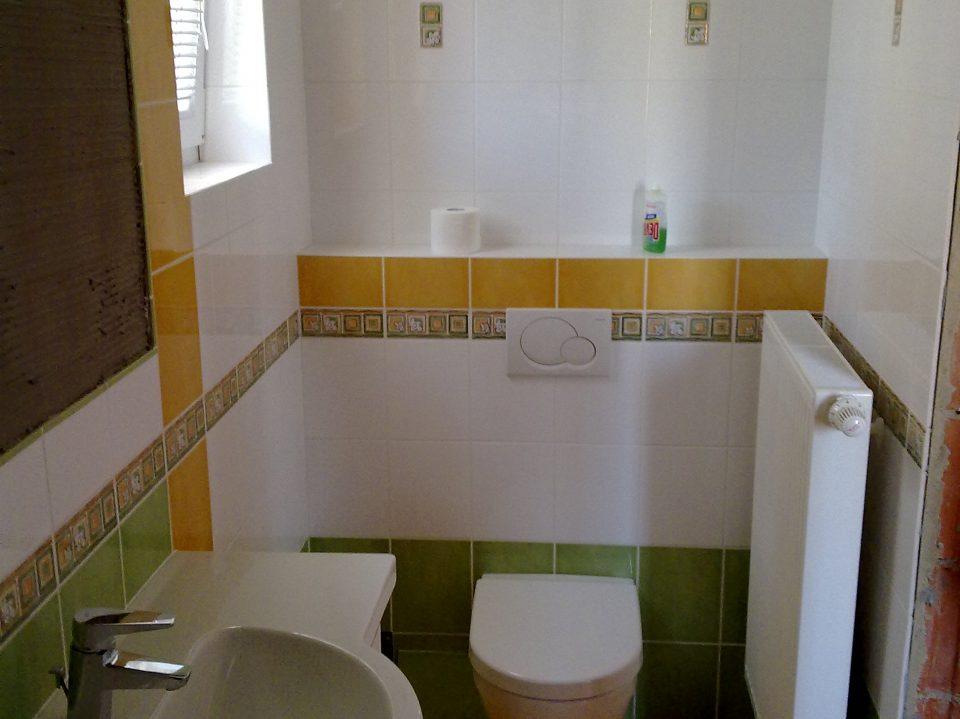 Koupelna v Č.Brodě 2008