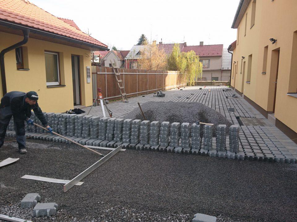 Komunikace k Ř.D. v Českém Brodě 2017