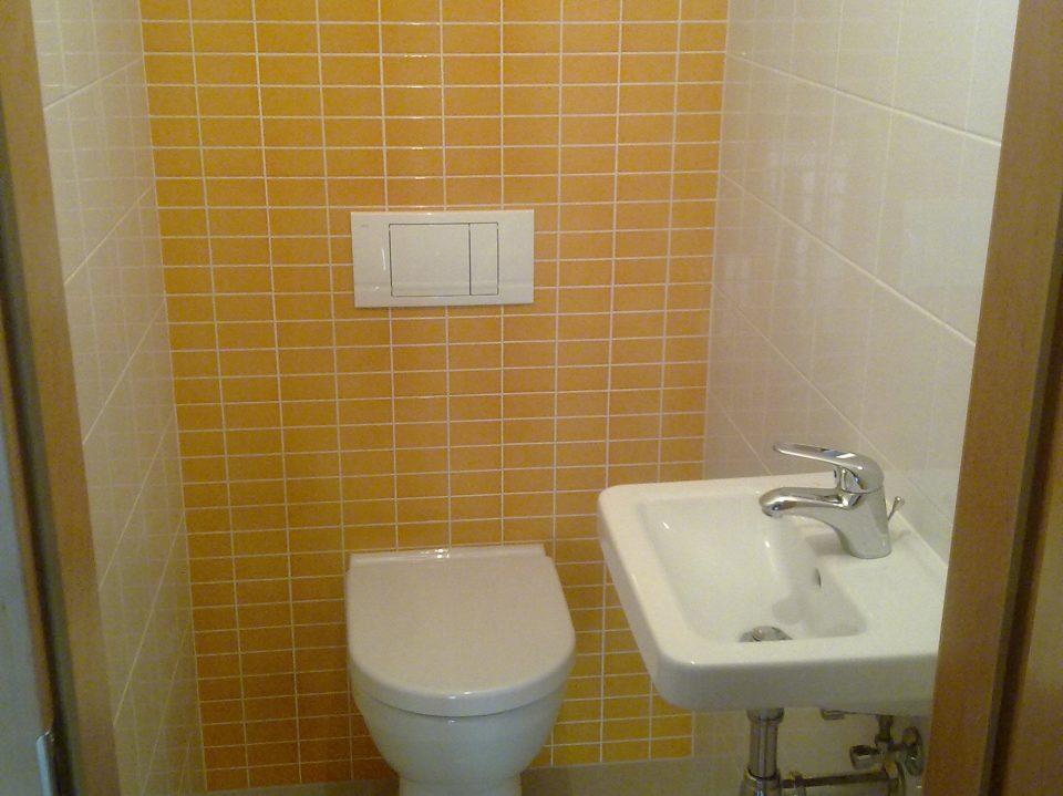 Koupelna v Č.Brodě