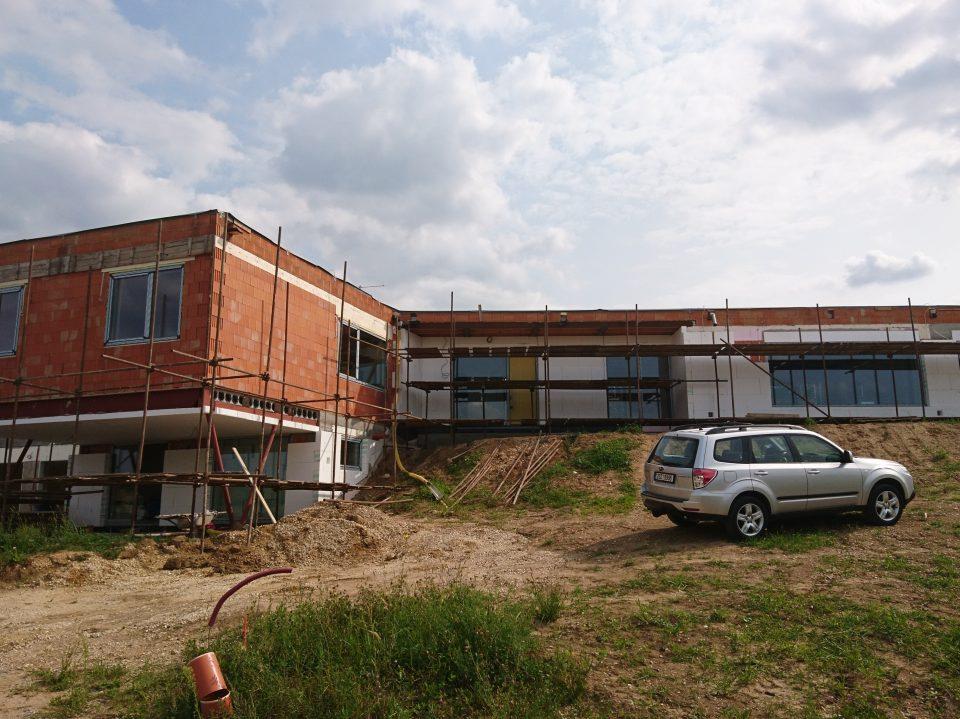 Novostavba RD v Klučově 2017-2018