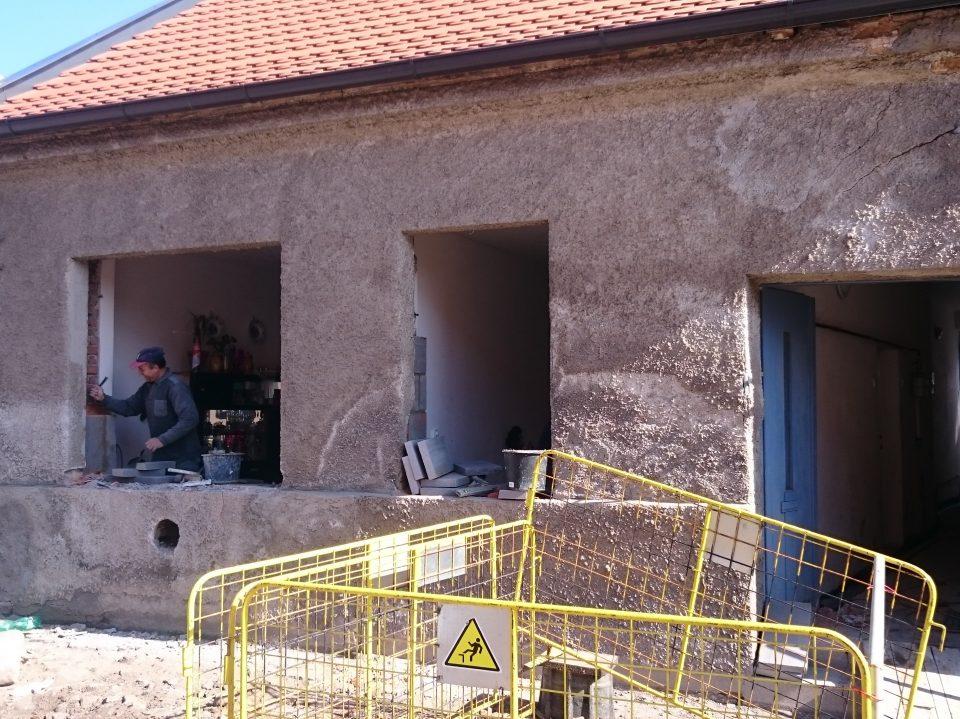 Rekonstrukce RD Č.Brod 2015