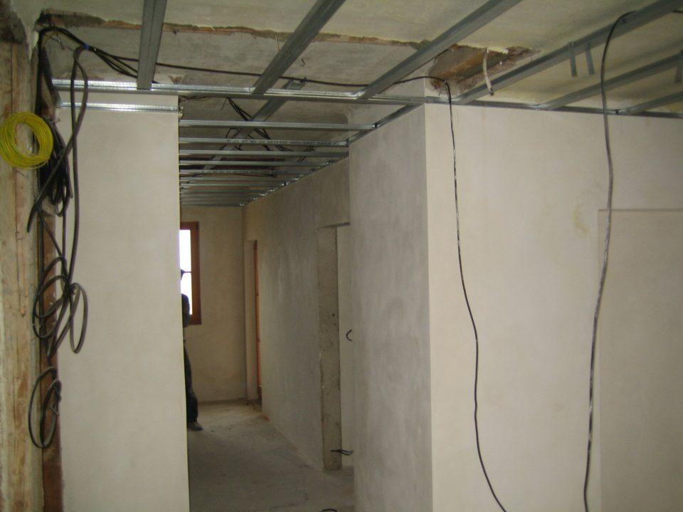 Rekonstrukce RD v Č.Brodě 2007