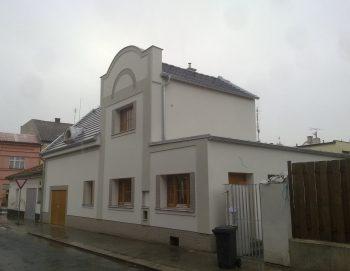 Rekonstrukce RD v Č.Brodě 2008-2009