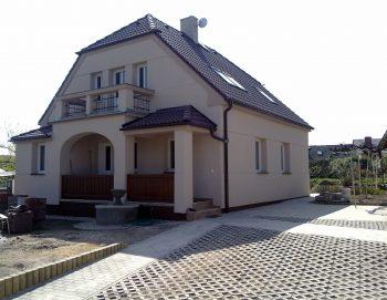 Rekonstrukce RD v Klučově 2008